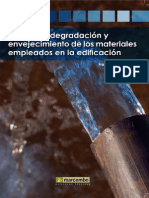 Corrosion, Degradacion y Envegecimiento