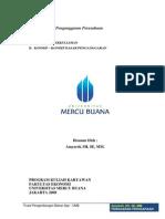 Modul 1-Penganggaran Perusahaan