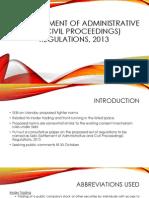 Sebi (Settlement of Administrative and Civil Proceedings