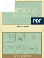 Storyboard Rough Book