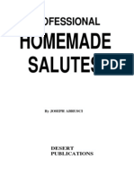 Professional Homemade Salutes