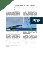 Assaltos a embarcações na Costa Algarvia