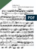 Mozart Piano Sonata K