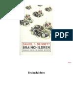 A1 Dennet,Brain Children