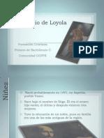 San Ignacio de Loyola (2)