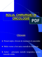 Curs Chirurgie Oncologica