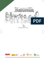 Los proyectos para una nueva legislación de la tierra en el Ecuador-Diego Carrión