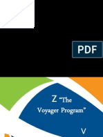 The Voyager Program