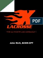 Xtreme Lacrosse Training Book