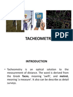 7a Tacheometry