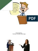 public speaking slides alina