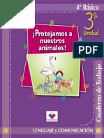 4° LEM - 3° U - Protejamos a nuestros animales