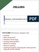 3b. BEC 102 Levelling-Correction & Contour