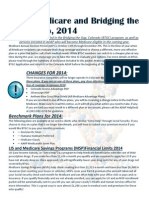 Medicare and BTGC 2014