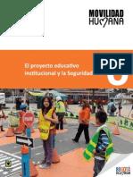 Proyecto Educativo y Seguridad Vial
