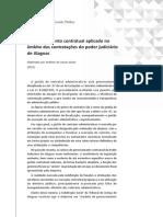 Antonio Junior Ggerenciamento Contrat