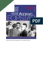 1 Adorno Caderno Mais! 31082003