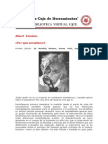 Por qué Socialismo - Albert Einstein