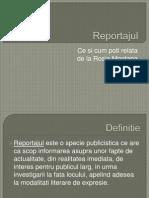 Reportajul