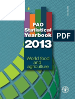 FAO 2013. Statistical Yearbook 2013 World Food and Agriculture