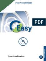 ThyssenKrupp - Plataformas elevatórias - acessibilidade