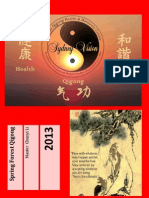 Tai Chi InformationSpring Forest Qigong