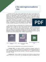 Historia de Los Micro Pentium
