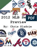 2012 MLB Season