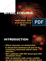 mitral stenosis  nicvd lecture