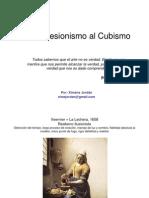 Del Impresionismo Al Cubismo