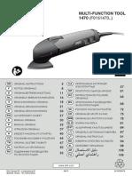 Multifunkcne Naradie Manual
