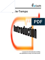 Introduction Cycle Tempo