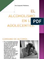 El Alcoholismo en Los Adolecentes