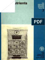 FAO micronutrientes Handbook