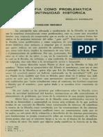 Mondolfo Rodolfo - La Filosofia como problematica.pdf