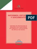 Informe Defensor Del Pueblo C de MENORES