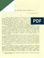 Washington. Luis - La Filosofia actual en el Brasil.pdf