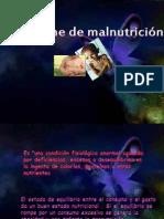 DESNUTRICION PATOLOGIA