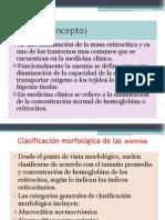 Anemia Clasificacion Examenes