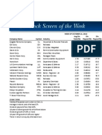 BetterInvesting Weekly Stock Screen 10-21-13