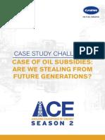 ACE Season 2 Case Study Challenge
