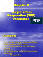 CH-3. Single Effect Evaporation