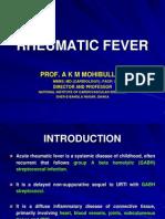 Rheumatic Fever NICVD