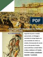 AR e ABS Em Portugal