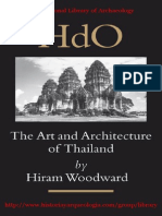 Woodward The Art and Architecture of Thailand From prehistoric times through the 20th century