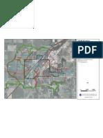 Dundas Trail System Master Plan -- Map
