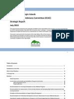 ECAC Strategic Report 2013