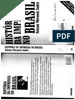 História da Imprensa no Brasil Sodré parte1
