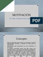 MOTIVACIÓN- ATENCIÓN