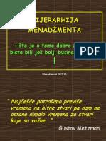Menadžment-hijerarhija (2)